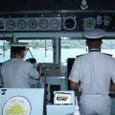 護衛艦あけぼの艦橋指揮室