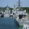 舞鶴基地に停泊中の護衛艦(2)